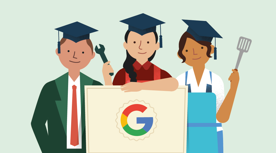 Learn Online Marketing Free Training Course From Google