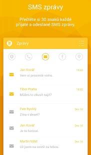Couple Tracker - Telefonní monitor pro partnery - náhled