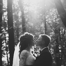 Wedding photographer Anna Zhovner (Nushkin). Photo of 17.10.2017