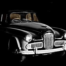 old but not cold by Pieter Langenhoven - Transportation Automobiles