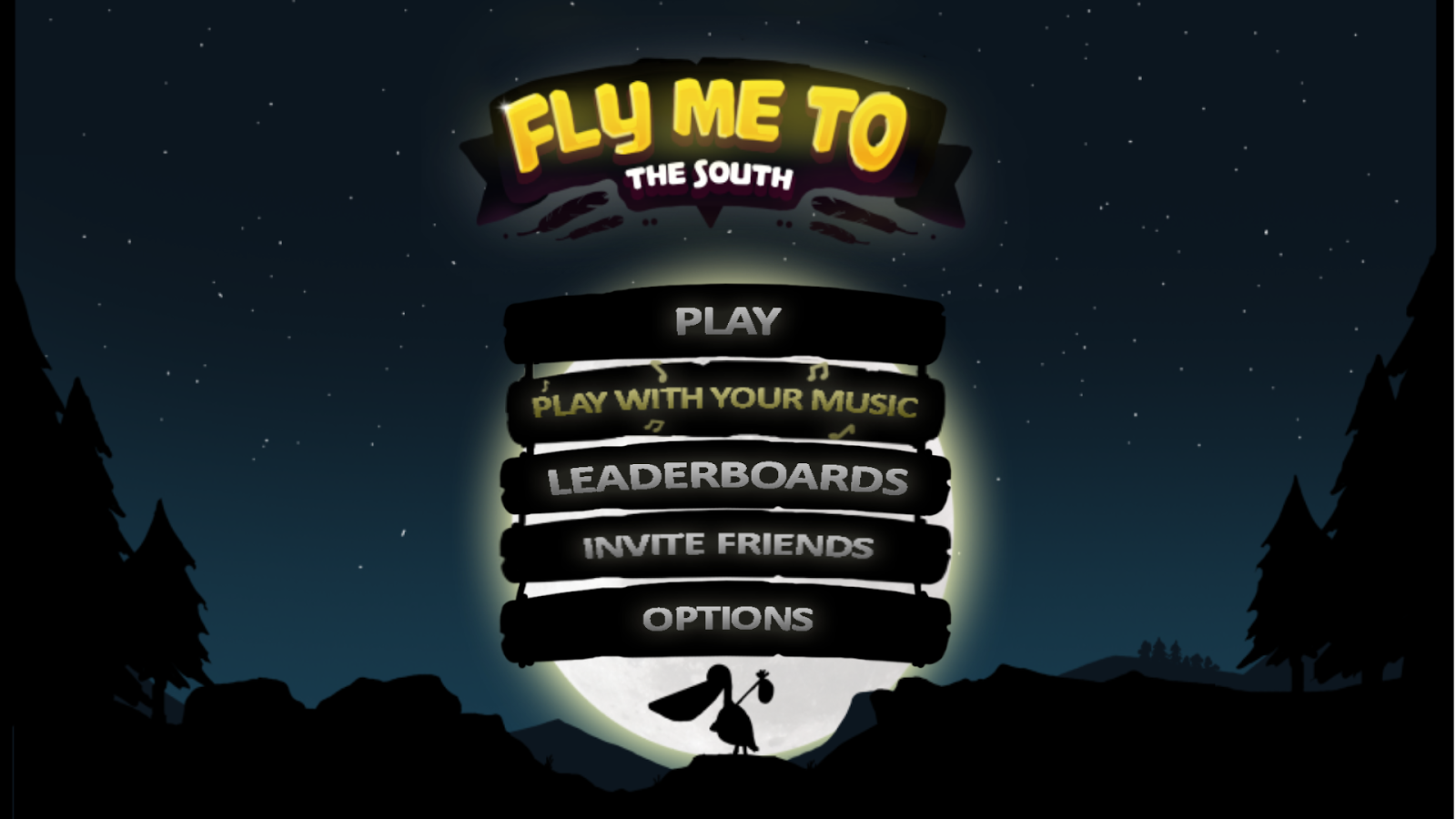 Fly me to the South (Music)- screenshot