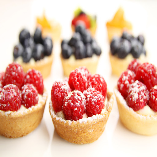 Canapes Sweet