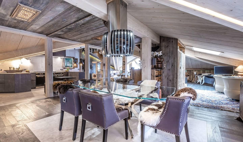 Appartement contemporain Val-d'isere