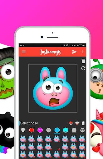Emoji Maker - Create your Photo Emojis & Stickers 1.1.6.1 screenshots 5