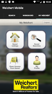 Weichert Realtors Search- screenshot thumbnail