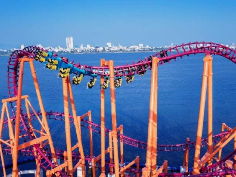 Top 10 trò chơi mạo hiểm tại Asia Park Đà Nẵng