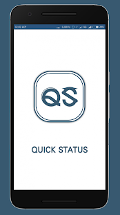Status - Quick Status - náhled