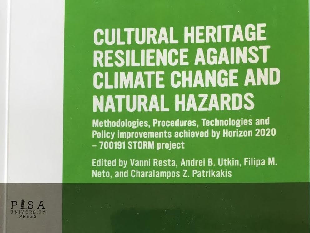 Cultural Heritage Resilience Against Climate Change and Natural Hazards