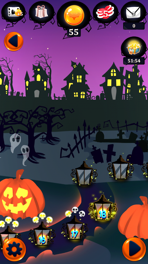 Solitaire Halloween Game - Android Apps on Google Play