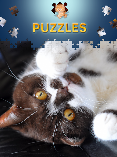 Cats Jigsaw Puzzles Free Apk Download 7