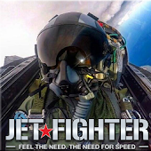 Jet Fighter F18 Airplane Attack 3D Gunship Battle