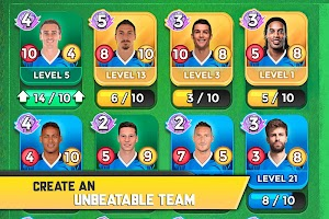 Top Stars: Football Match! - Strategy Soccer Cards