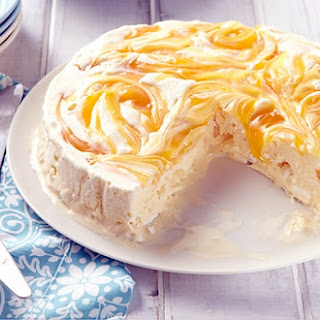 Lemon Ice Cream Cake Recipes