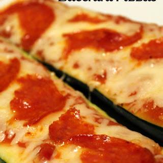 Zucchini Pizzas Recipe
