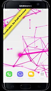 3D Particle Plexus Live Wallpaper - náhled
