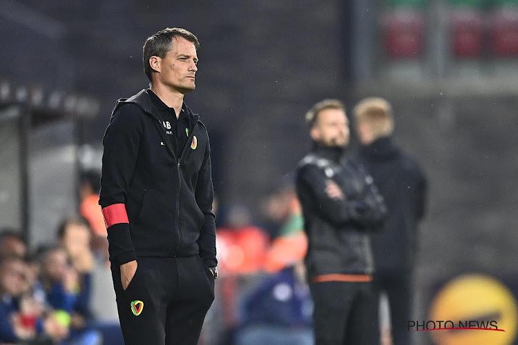 """Alexander Blessin tevreden na overwinning KV Oostende, maar: """"We hadden de wedstrijd veel sneller moeten afmaken"""""""