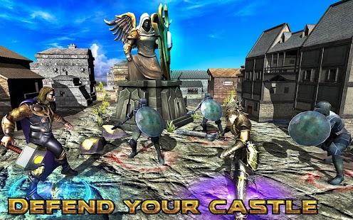 Hammer Hero: Avenger Battle - náhled