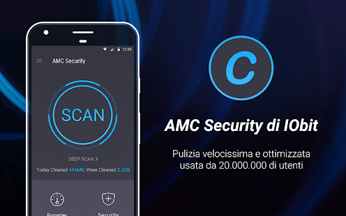 AMC Security - Clean & Boost- miniatura screenshot