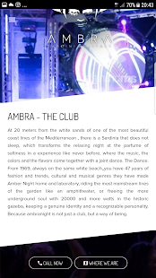 Ambra Night- screenshot thumbnail