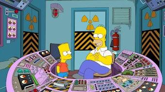 Wenn der Homer mit dem Sohne