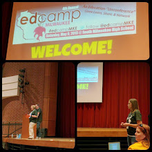 Photo: Thanks to @chadkafka @taml17 @bethlisowski for organizing a great event #edcampmke by sbehmer