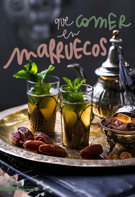 platos tipicos que comer en marruecos