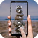Touch Lock Screen - Touch Photo Position Password icon
