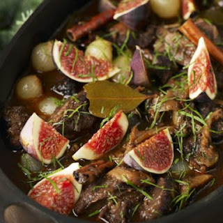 Christmas Beef and Fig Stew