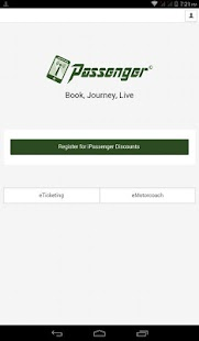 iPassenger©- screenshot thumbnail
