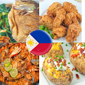 filipino food recipes icon