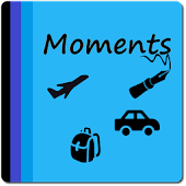 Moments - Journal, Diary