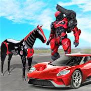 Robot Car Transformation – Wild Horse Robot Games 1.0