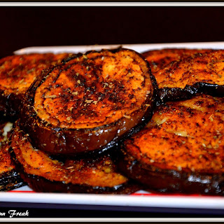 Grilled Eggplants or Baigan