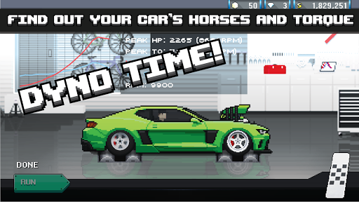 Pixel Car Racer 1.1.8 screenshots 3