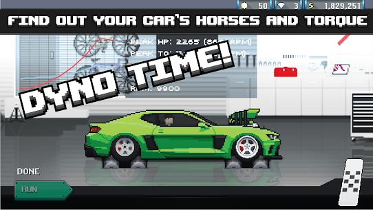 Pixel Car Racer Mod Apk (Unlimited money) 3