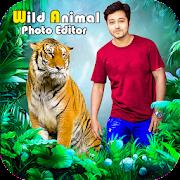 Wild Animal Photo Frame
