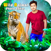 Wild Animal Photo Frame