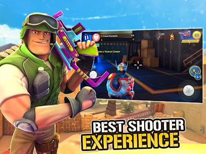 Respawnables – Online PvP Shooting & Gun Battle Apk Download For Android and Iphone Mod Apk 6