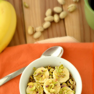 Banana Coconut Oatmeal.
