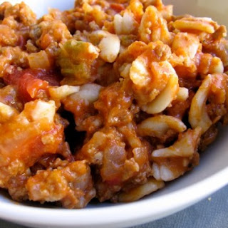 Hamburger Goulash with Elbow Macaroni Recipe