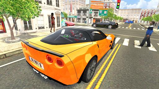 Sport Car Corvette 1.1 screenshots 2