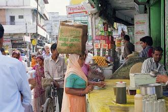 Photo: #019-Dans les rues d'Udaïpur