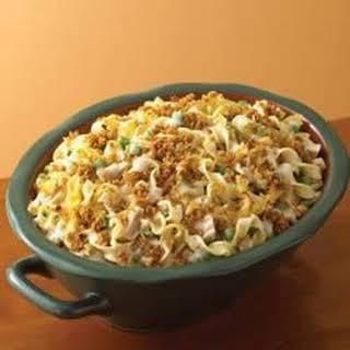 Campbell's® Tuna Noodle Casserole.