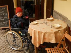 Photo: 21 XI 2015r. - w lokalu przy pl. Solnym