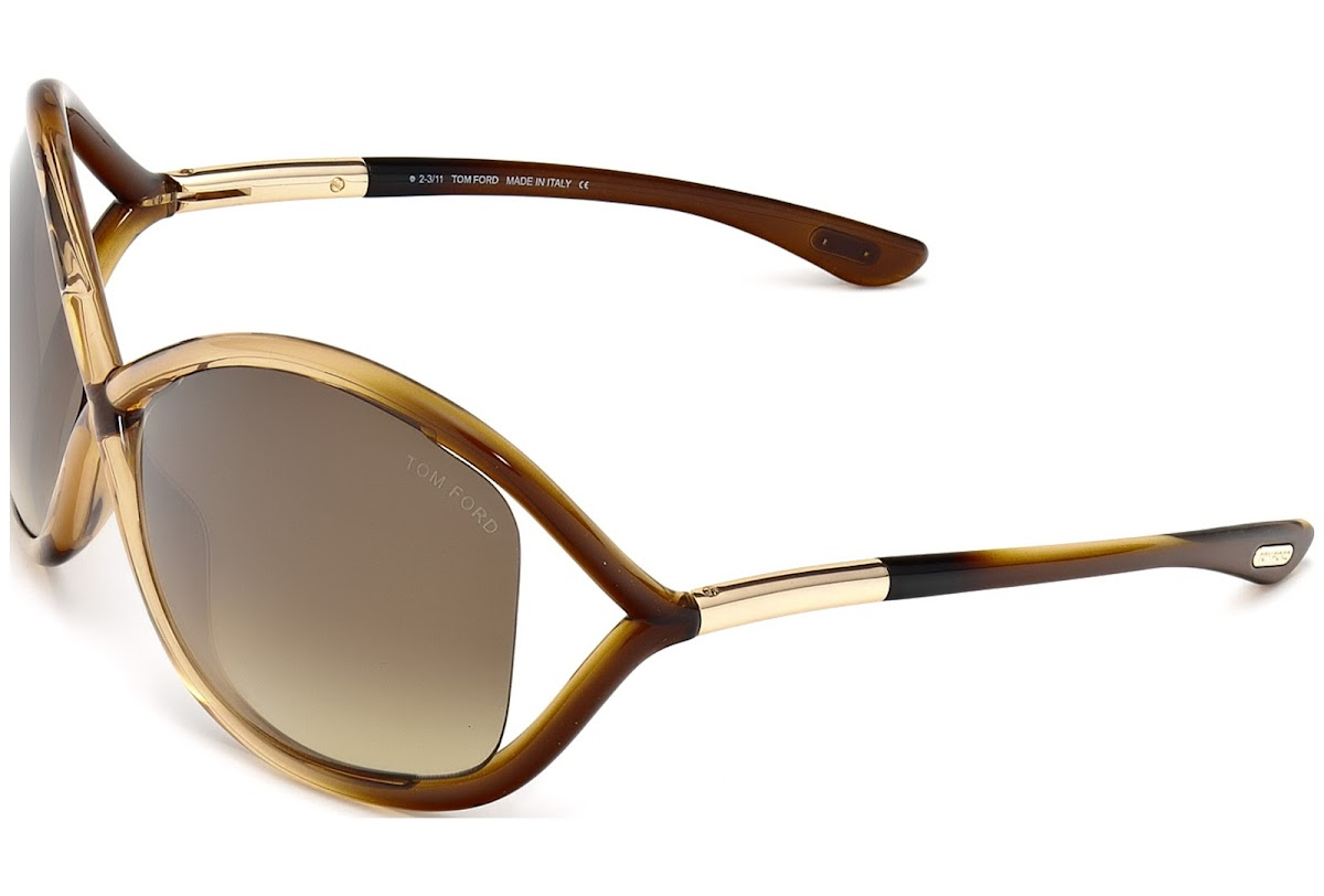 c12ff3193aaf2 ... Sunglasses Tom Ford Whitney FT0009 C64 74F (pink  other   gradient brown).  4 customer reviews
