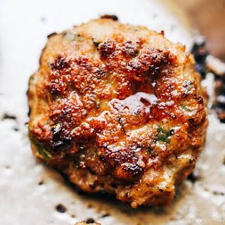 Sage Rosemary Turkey Sausage Patties.