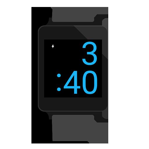 BIG Watch Face - Fonts, Colors 個人化 App LOGO-APP試玩
