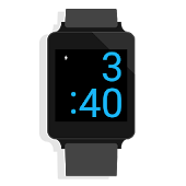 BIG Watch Face - Fonts, Colors