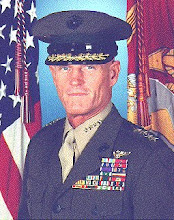 Photo: Richard D. Hearney - Instructor pilot (Major) in VT 25 went on to become Assistant Commandant of the Marine Corp.
