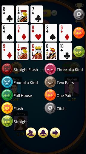 Pusoy - KK Chinese Poker Offline not Online 1.95 screenshots {n} 6